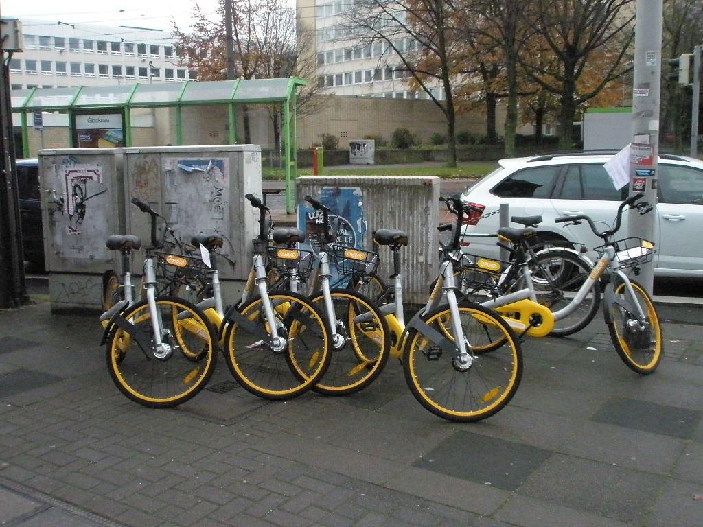 Obike startet in Hannover - Hannover - Radverkehrsforum