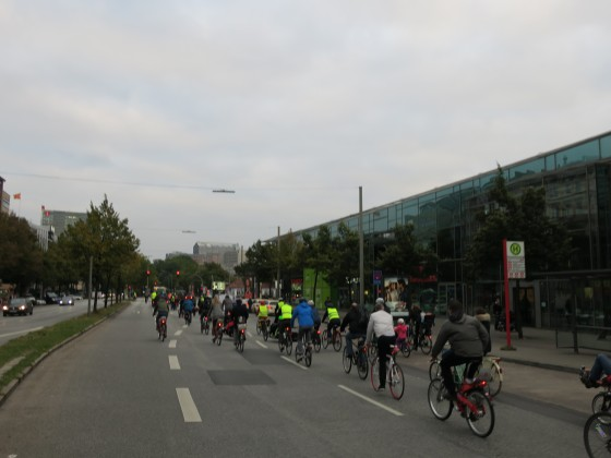 Ride of Silence am 14. Oktober 2016